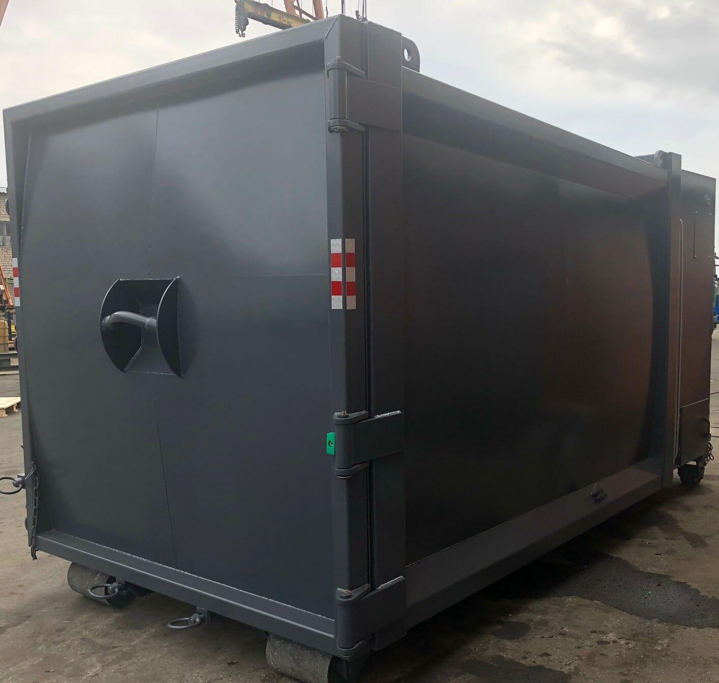 INESTA Waste compactor